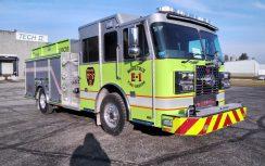 Custom Pumper – City of Moultrie Fire Department, GA