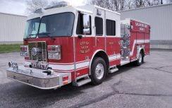 Custom Pumper – Salem Fire Department, OH