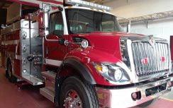 Commercial Pumper – Orange Rural Fire Department, NC