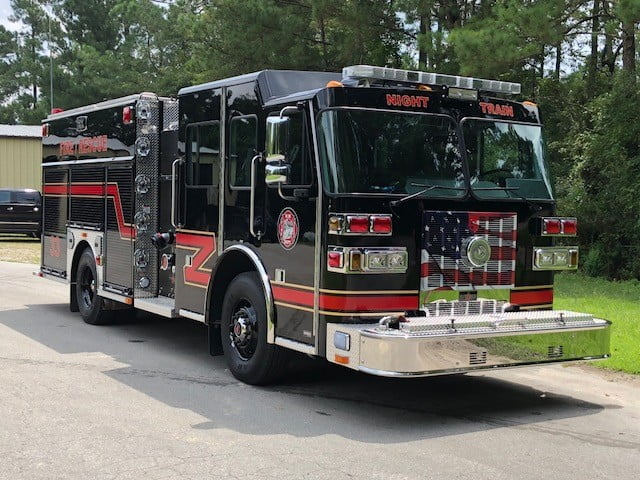 Northwest Fire Department, NC
