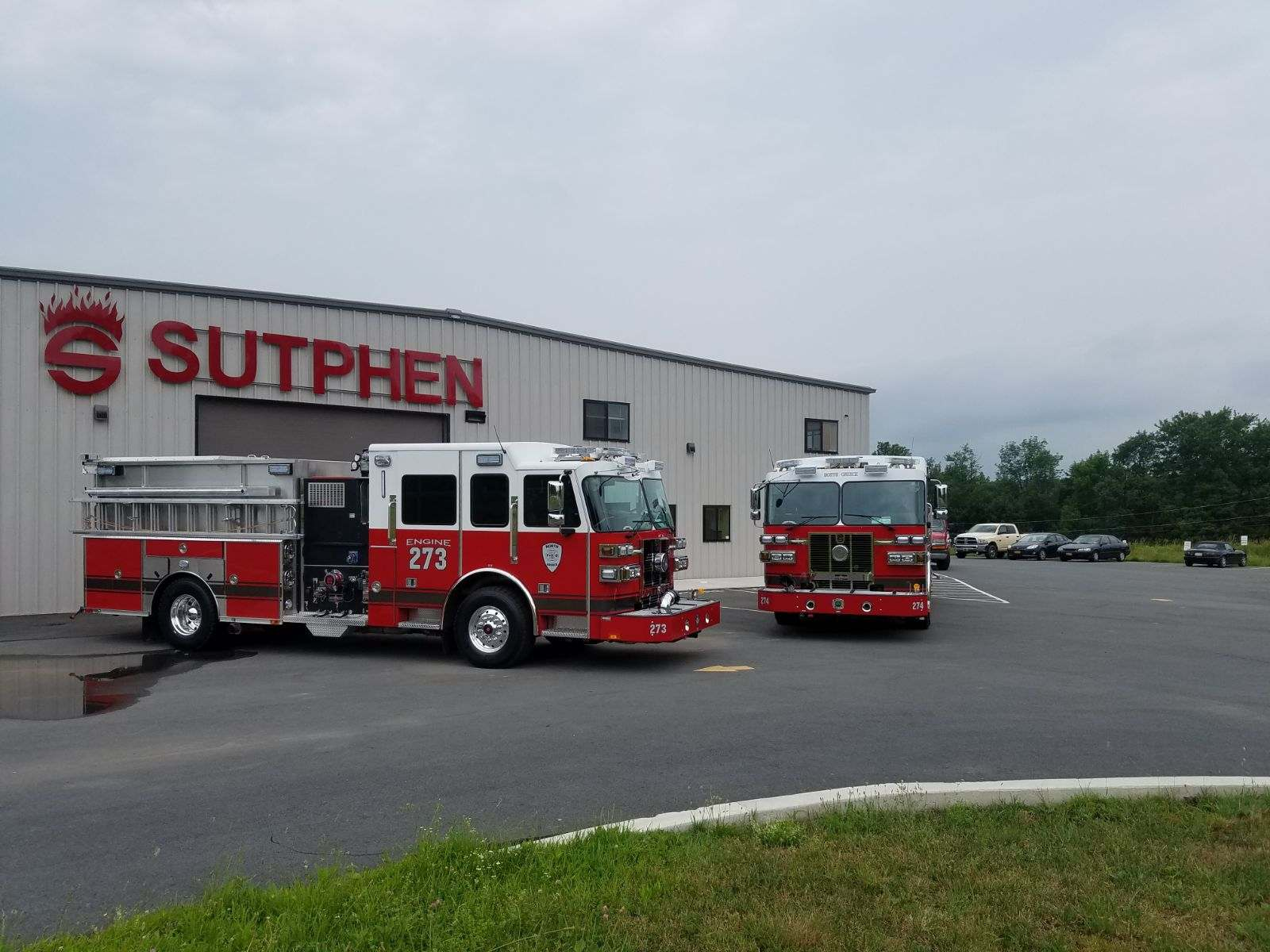 North Greece Fire District, NY