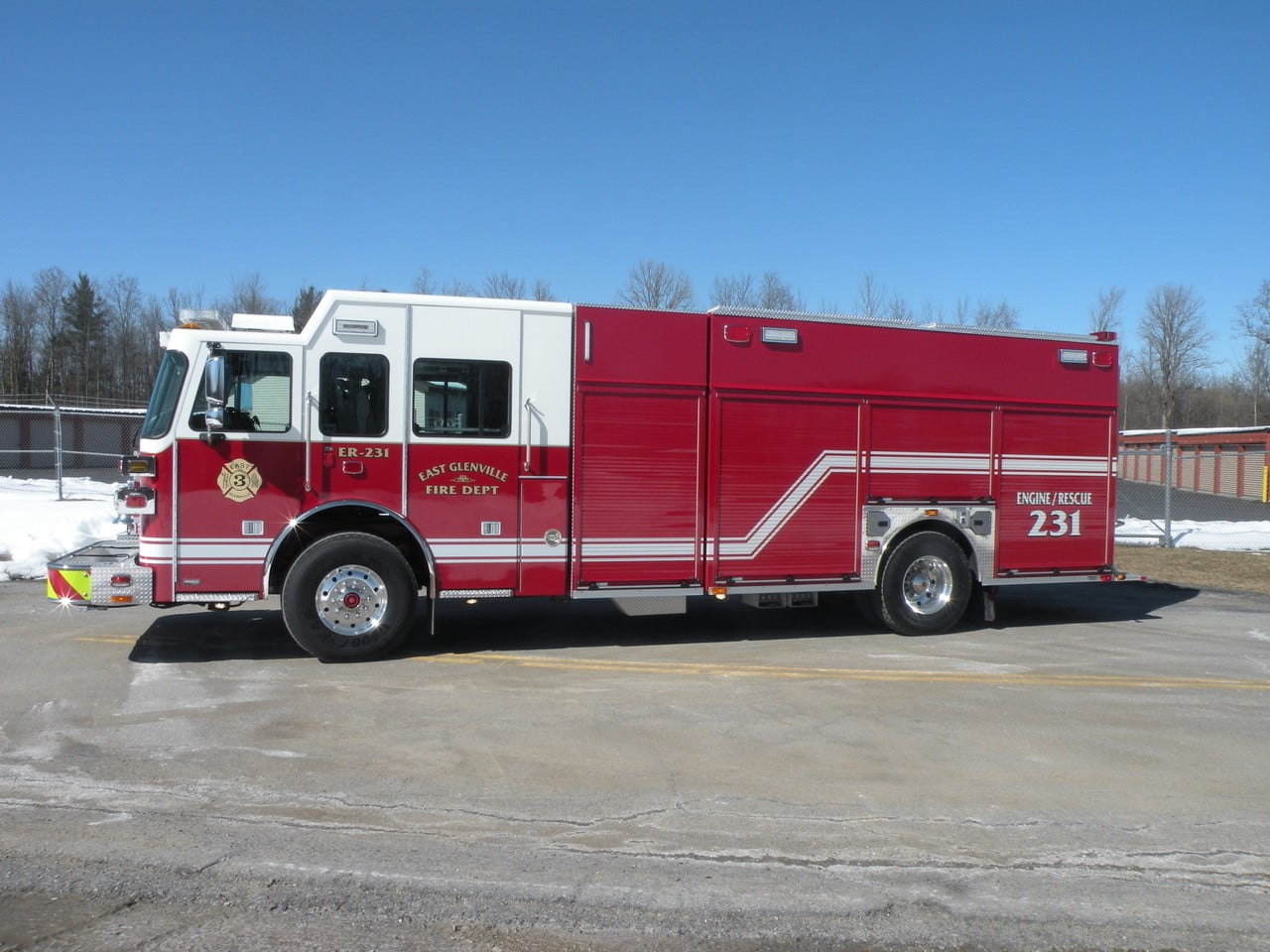 East Glenville Fire Department, NY