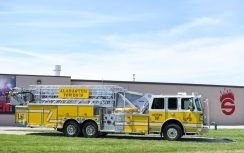 SPH 100 – City of Alabaster Fire Department, AL