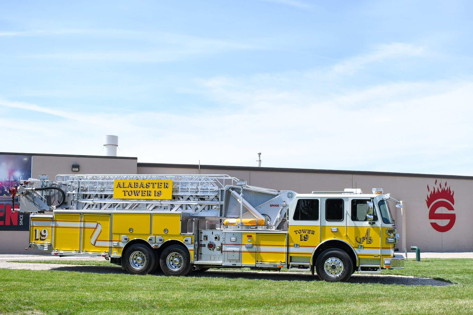 Alabaster Fire Department