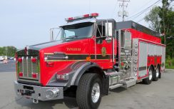 Wet Side Tanker – Bowerston Volunteer Fire Department, OH