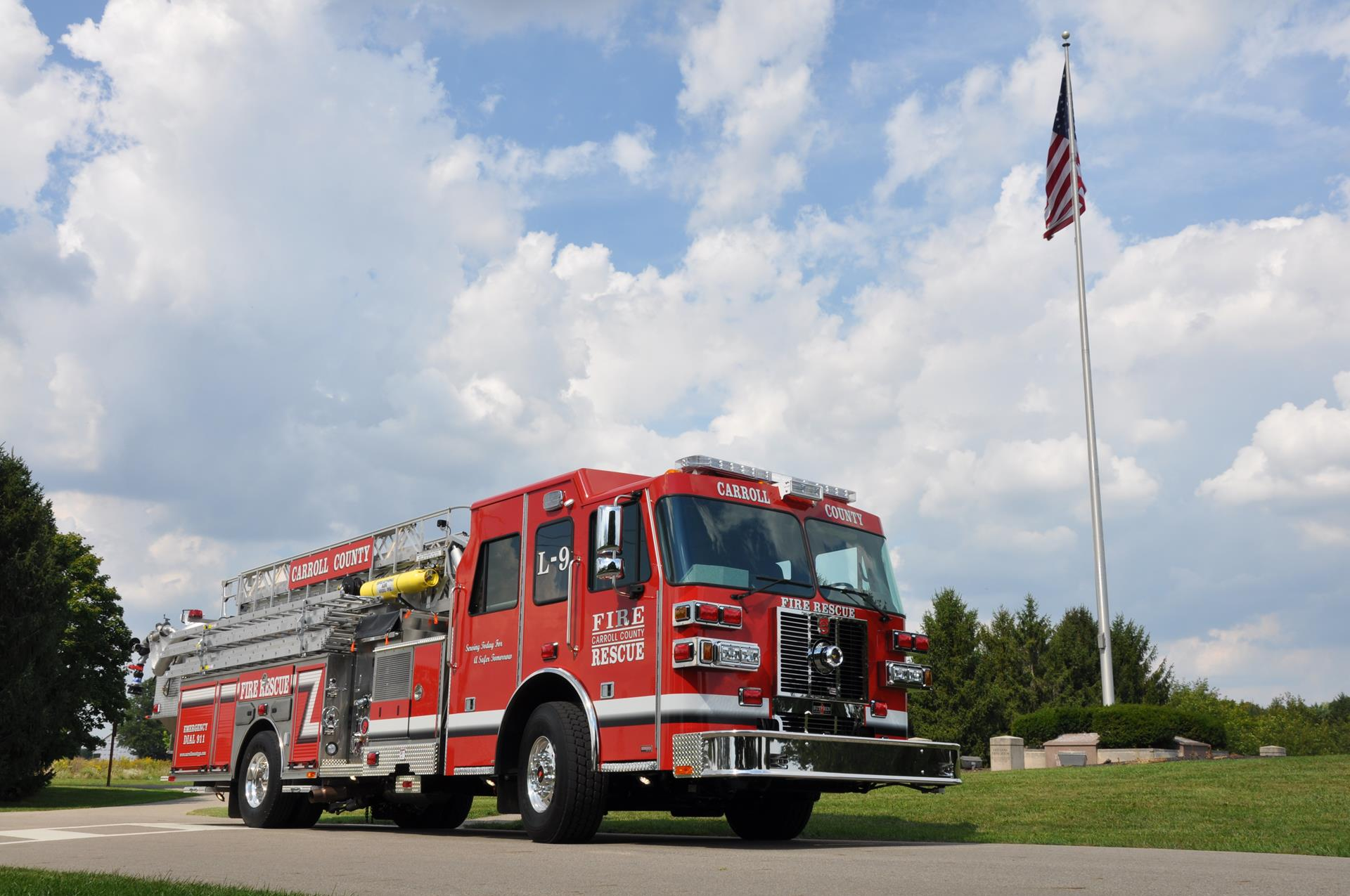 SP 70 – Carroll County Fire, GA