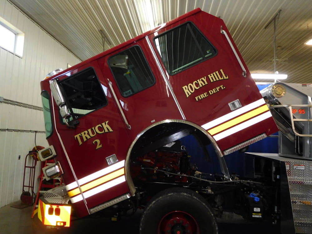 Model 95 Low Rail, Rocky Hill, CT