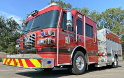 Custom Pumper – Cheesequake VFC, NJ