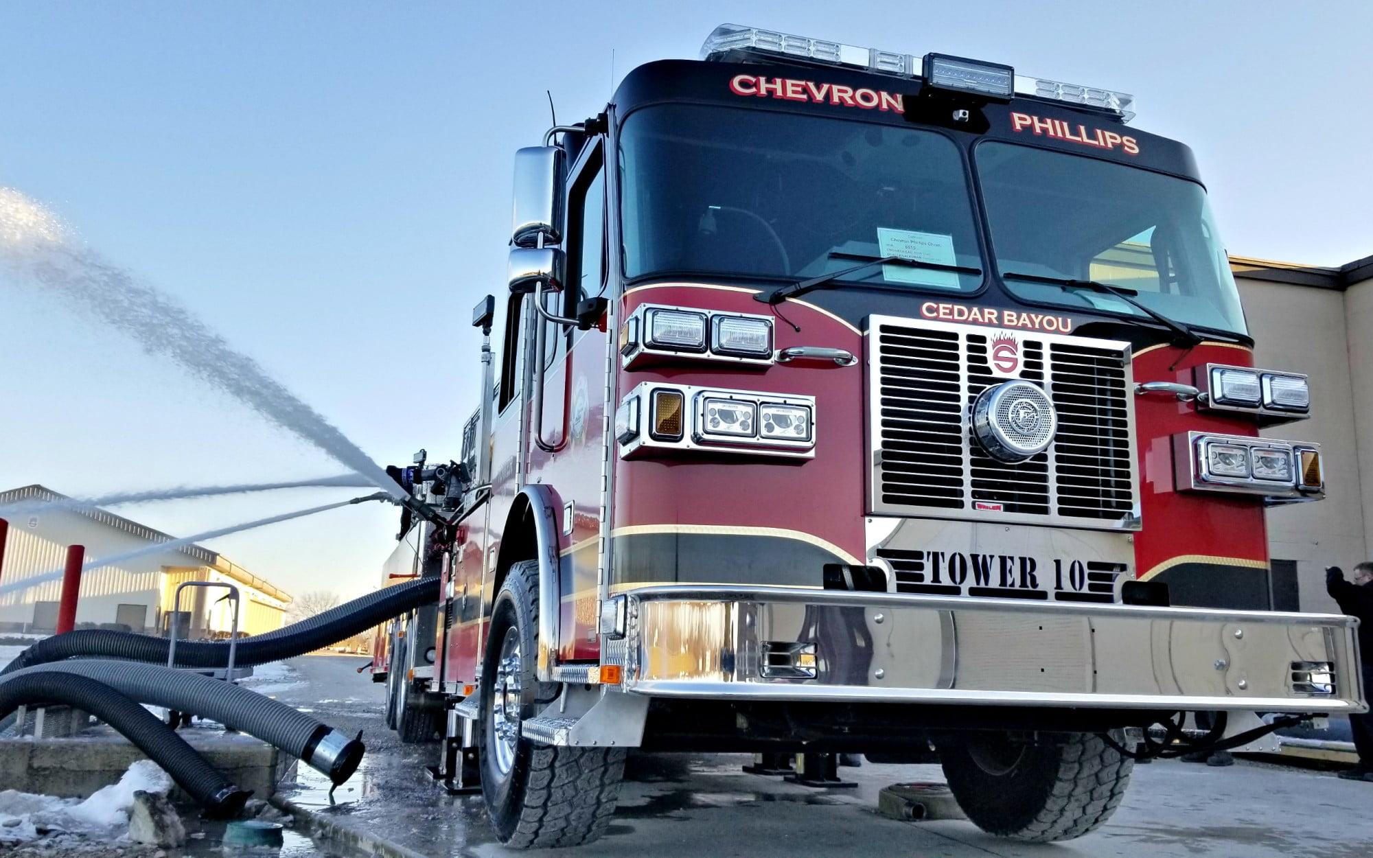 Chevron Phillips Company