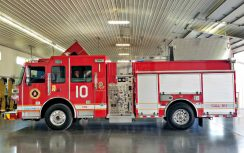 Custom Pumper – The City of Columbus Division of Fire, OH