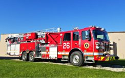 SPH 100 – The City of Columbus Division of Fire, OH