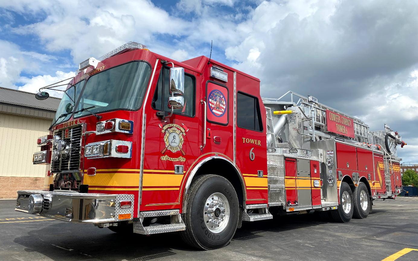 Coweta County Fire Rescue
