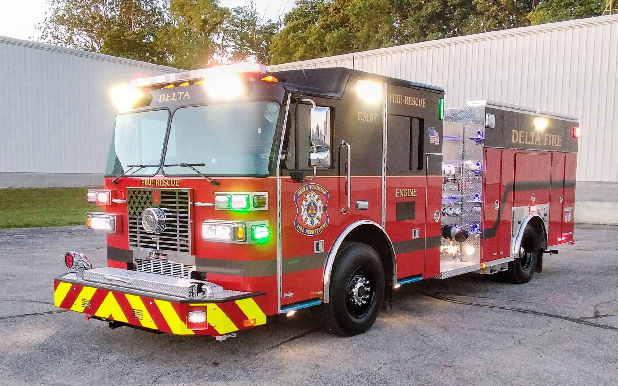 Delta Township Fire Department