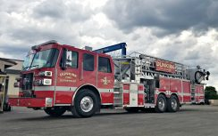 SPH 100 – Dunkirk Fire Department, NY
