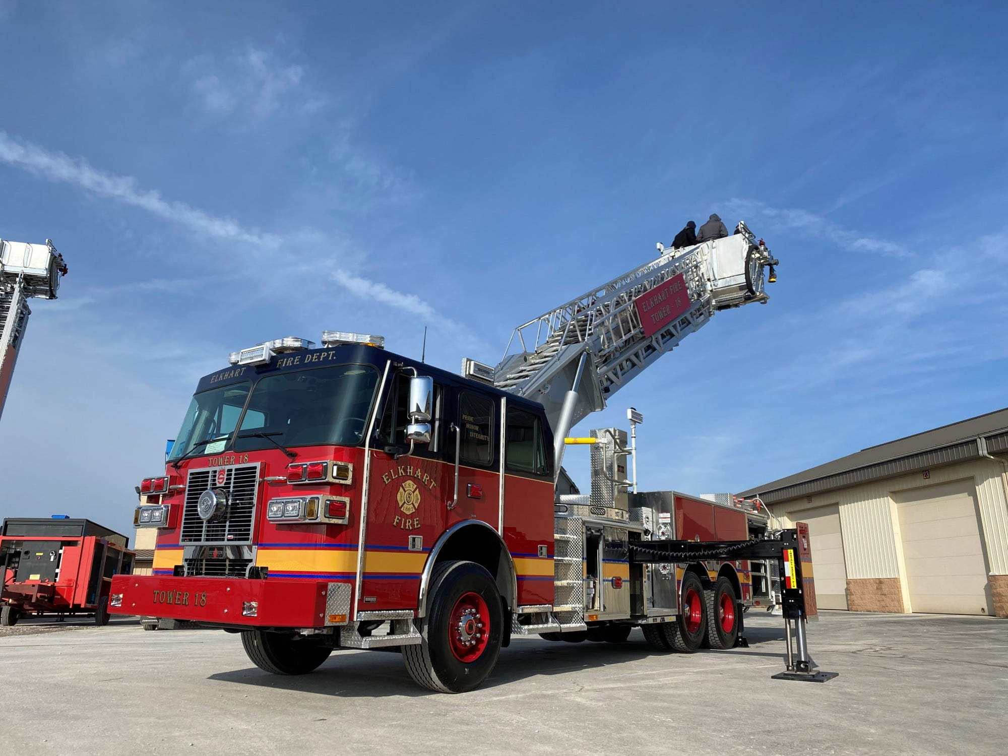 Elkhart Fire Department