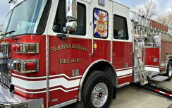 SP 70 – St. John's Regional Fire Department, CA