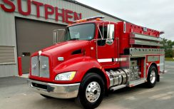 Commercial Wetside Tanker – Prompton Fire and Rescue, PA