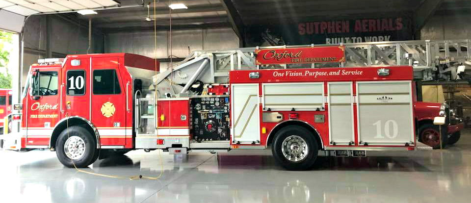 SL 75 – City of Oxford Fire Department, NC
