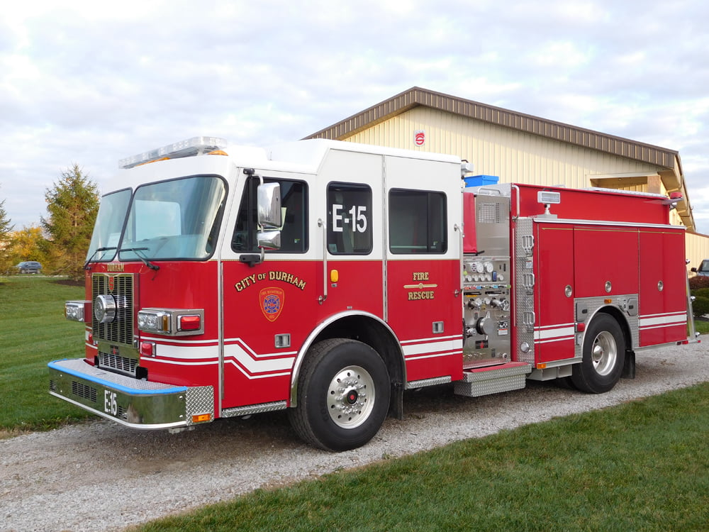 City Of Durham Fire Department Sutphen