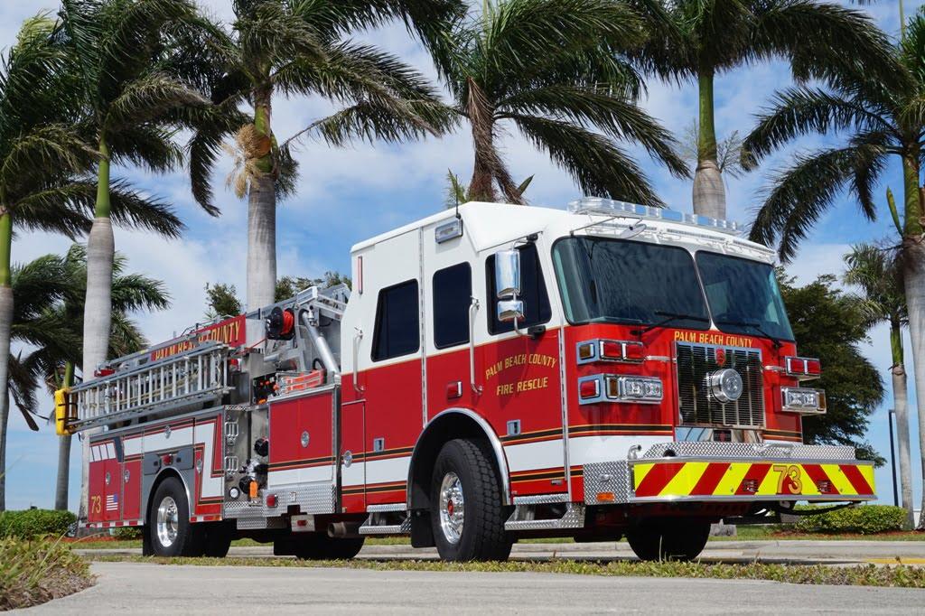 Palm Beach County Fire, FL