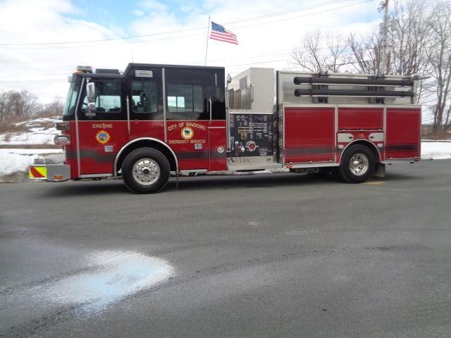 Winooski Fire Department, VT