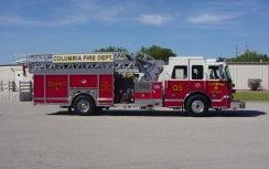SA75 Aerial Ladder Truck