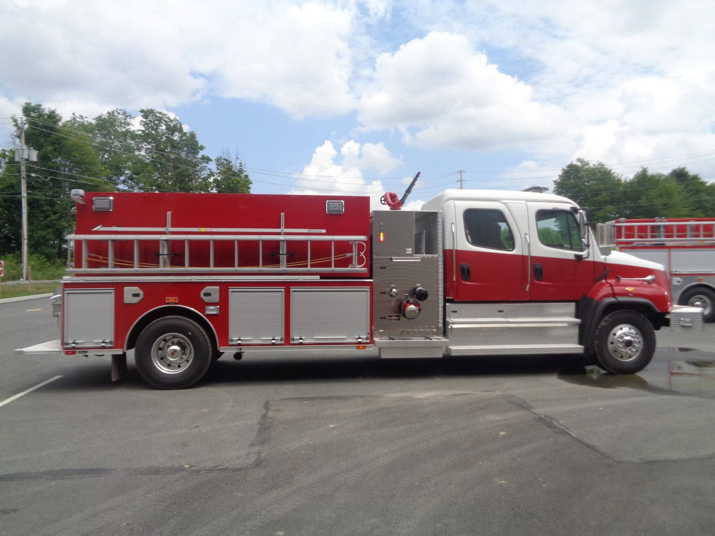 Homer Township Fire Protection, IL