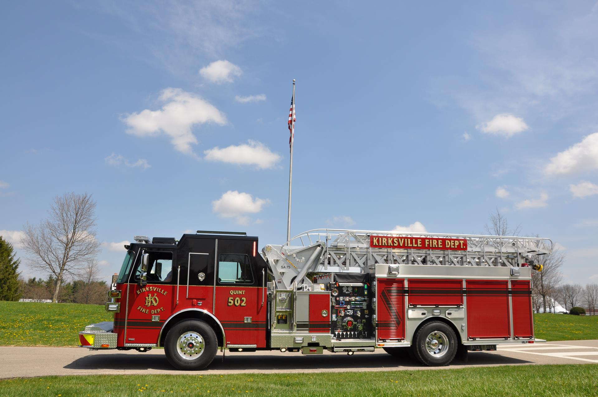 SA 75 – Kirksville Fire Department, MO