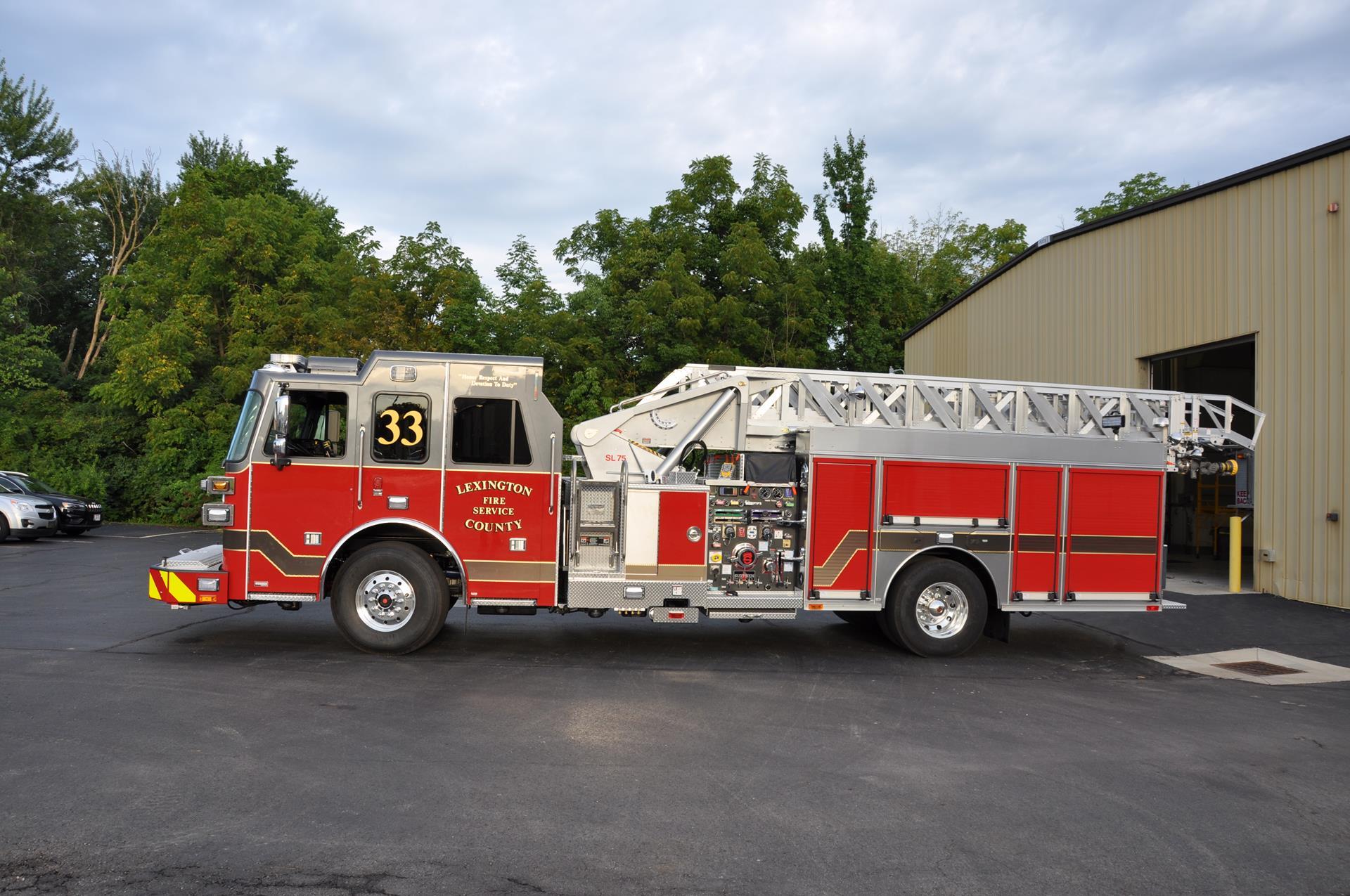 SL 75 – Lexington County Fire Services, SC