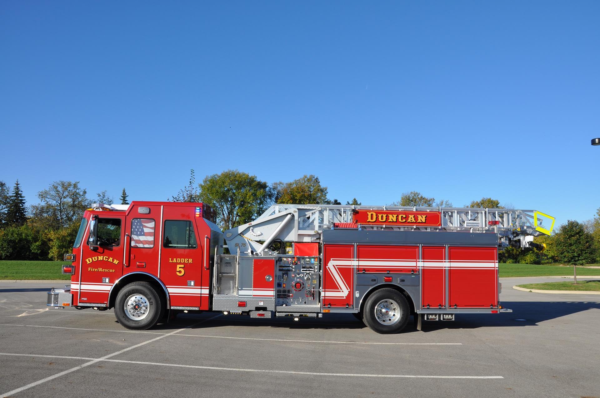 Duncan Fire Department, OK