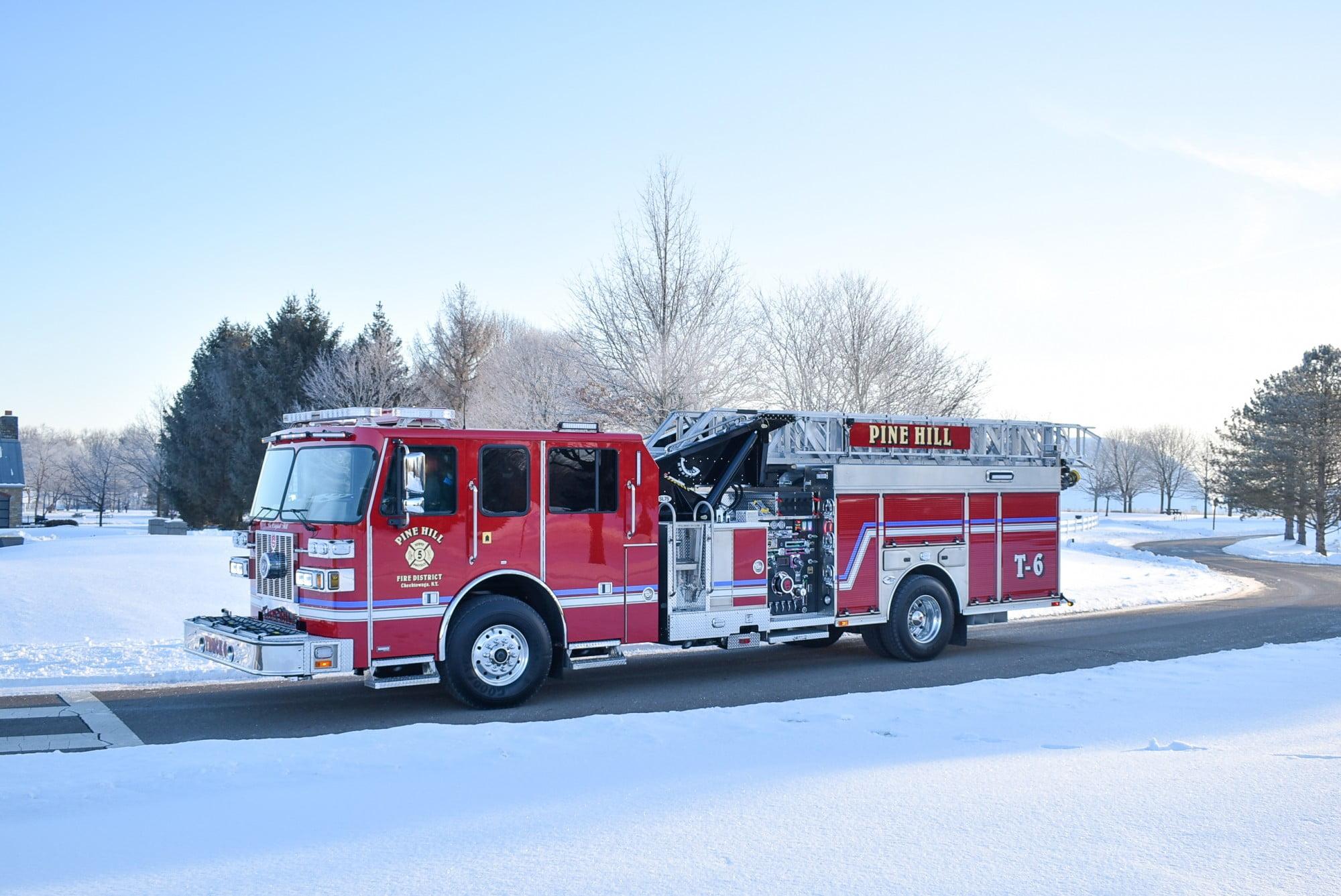 Pine Hill Fire District