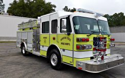 Bruce Township Fire Department