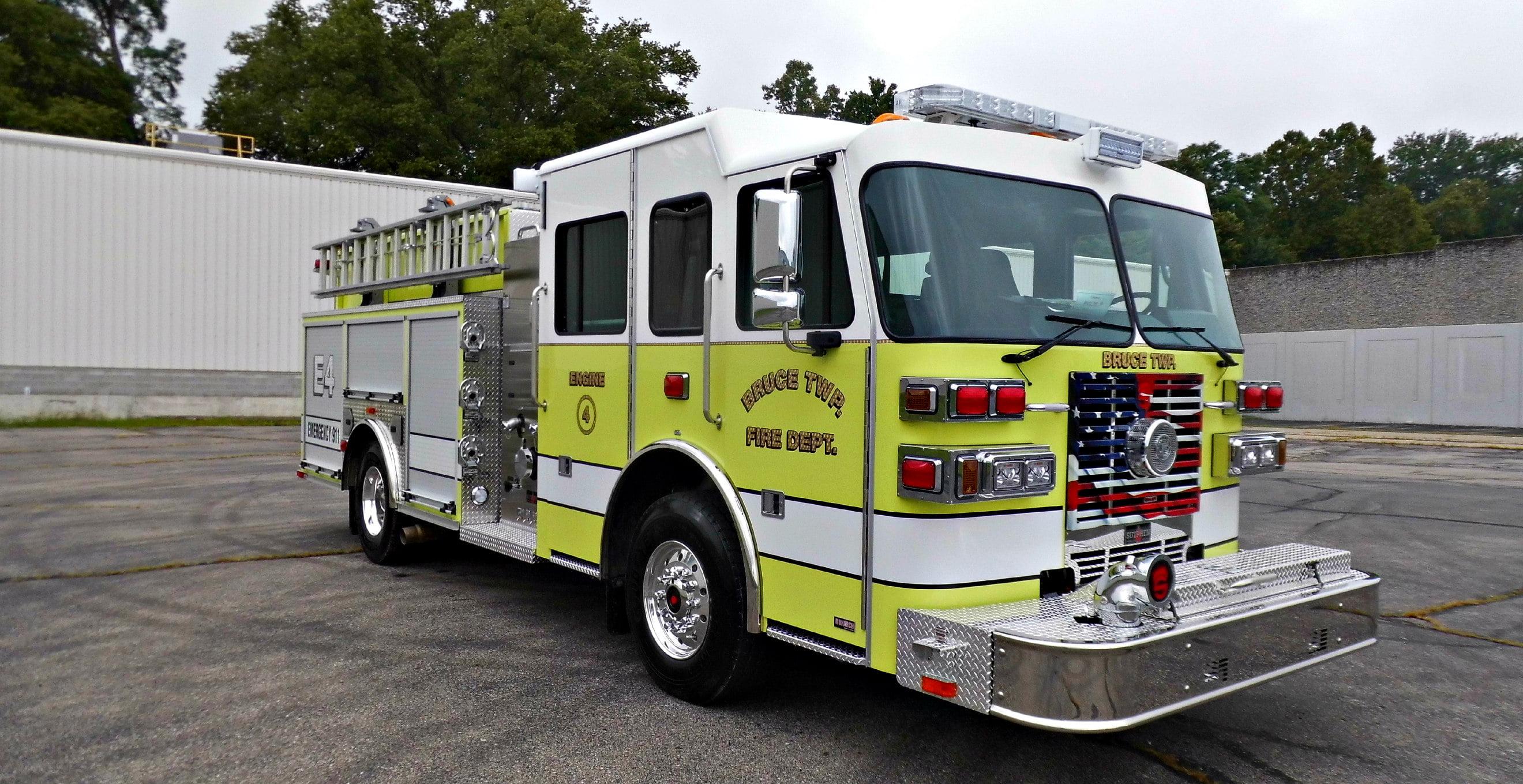 Bruce Township Fire Department