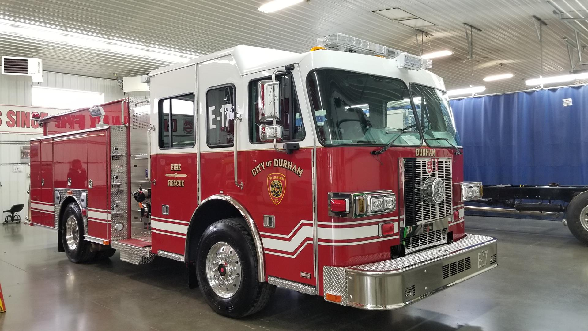 Durham Fire Department