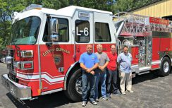 SA 75 – Durham Fire Department, NC