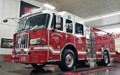 Durham Fire Rescue Sutphen