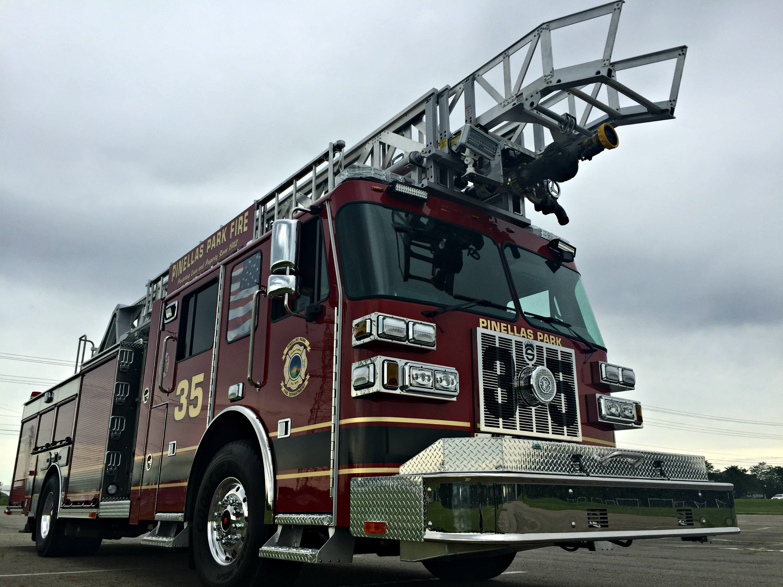 SLR 75 – Pinellas Park Fire Department, FL