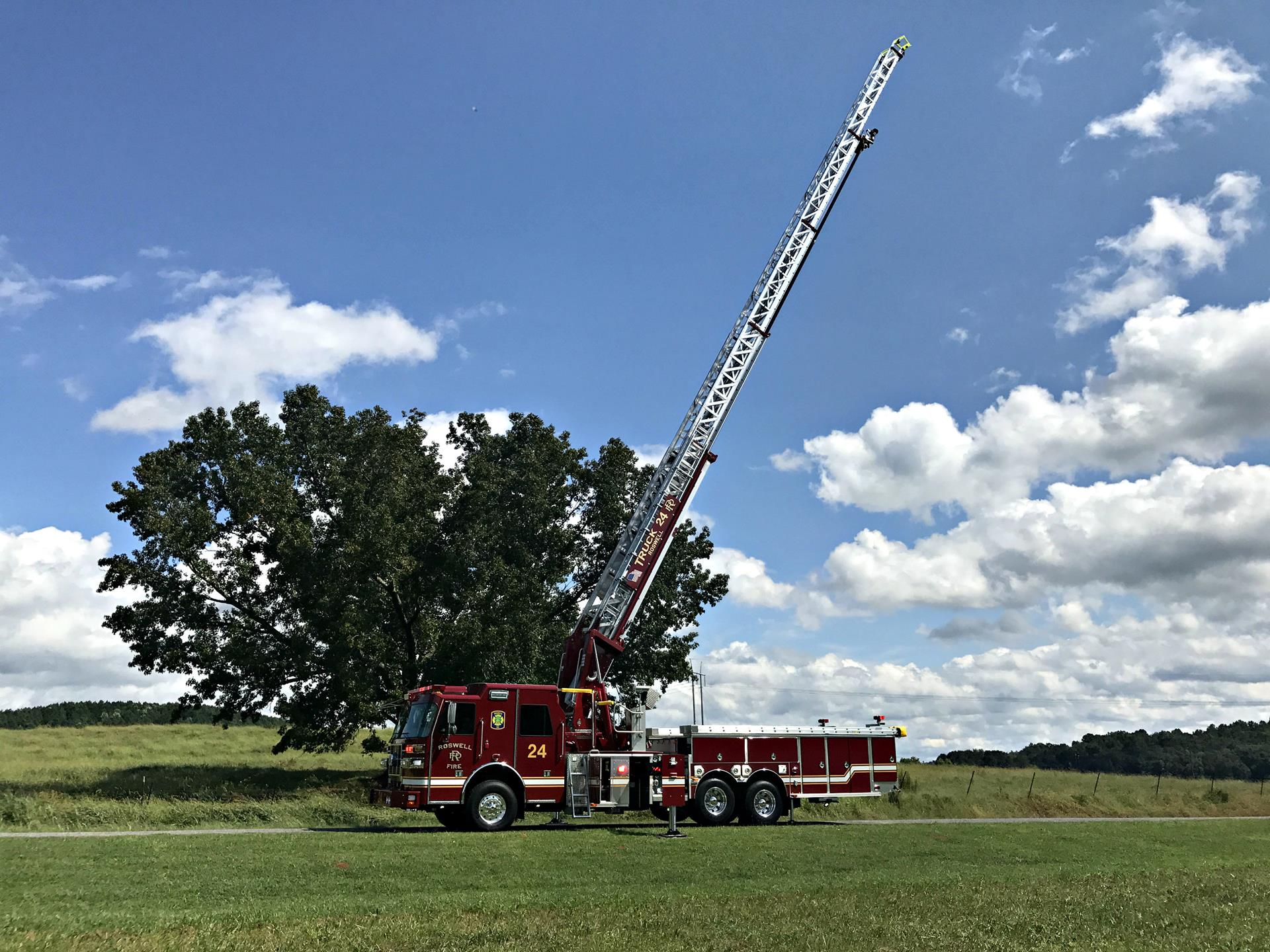 SL 100 – Roswell Fire Department, GA