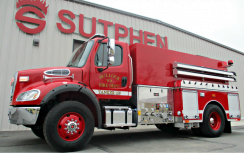 Commercial Tanker – Bullock Fire Department, NC