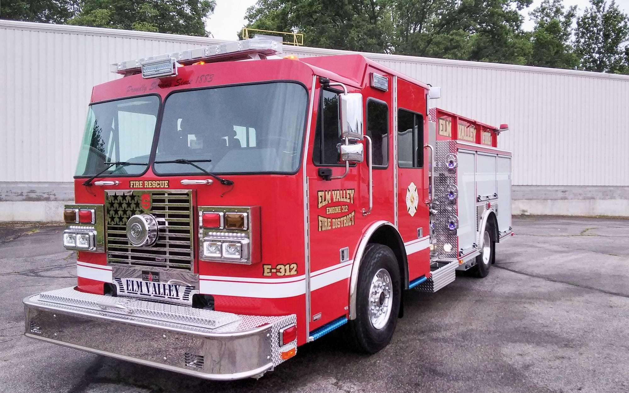 Elm Valley Joint Fire District