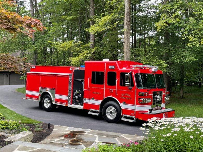Elyria Fire Department