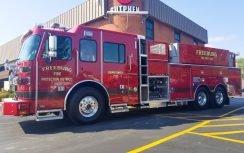Custom Dryside Tanker – Freeburg Fire Protection District, IL