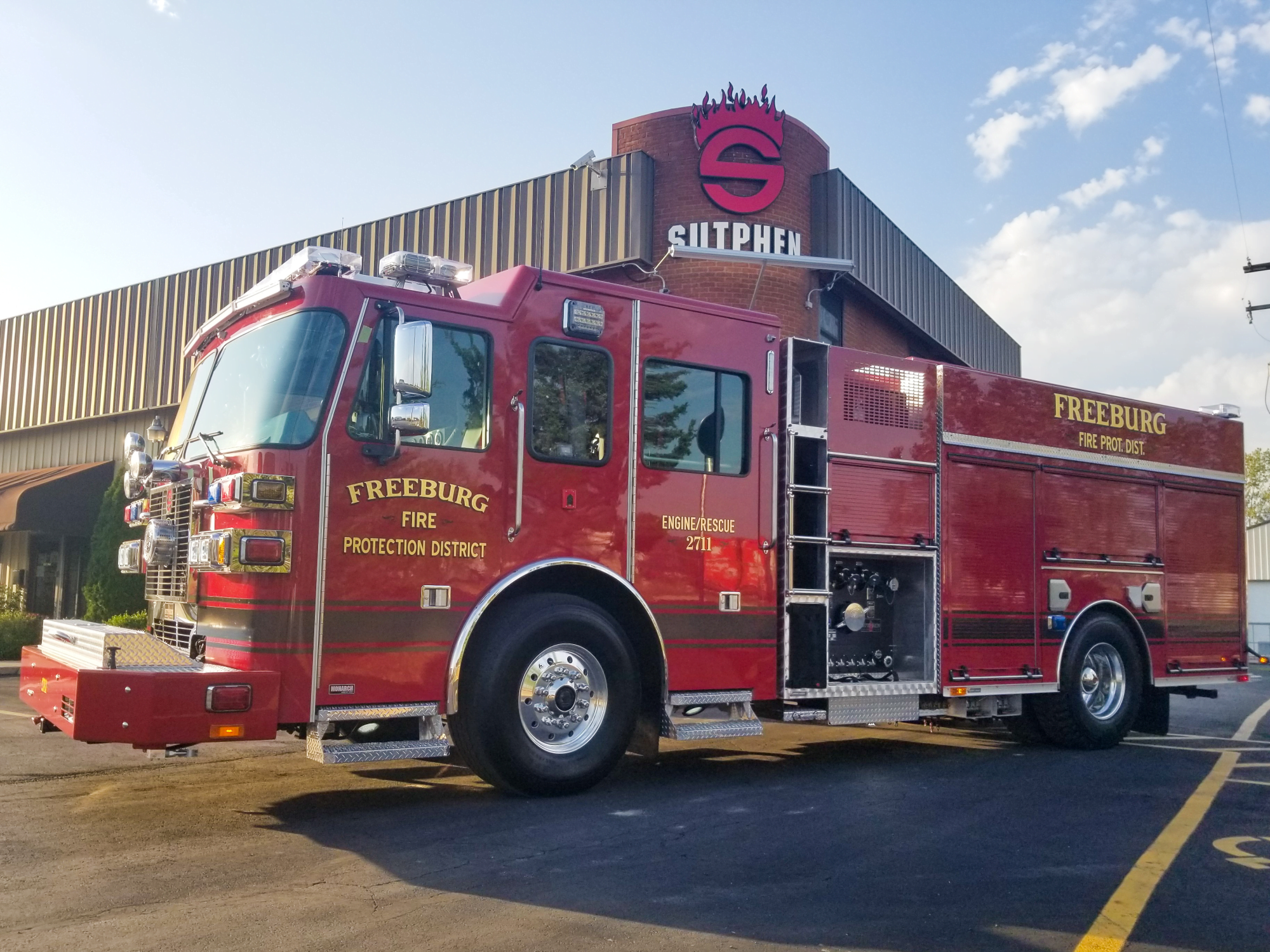 Freeburg Fire Protection District