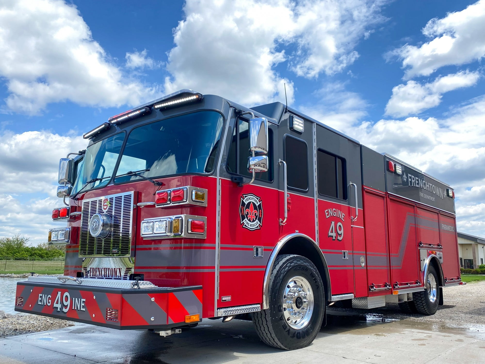 Frenchtown Fire and Rescue