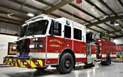 SL 75 – Palestine Fire Department, TX