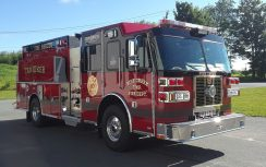 Custom Tanker – Pine Creek Fire Department, PA