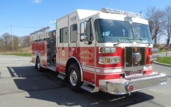 Custom Pumper – Apalachin Fire Department, NY