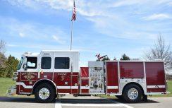 Custom Pumper – City of Des Moines Fire Department, IA