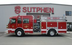 Custom Pumper – Stittville Fire District, NY