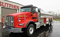 Commercial Elliptical Tanker – Germania Fire Company, NJ